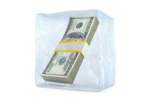 freeze-money